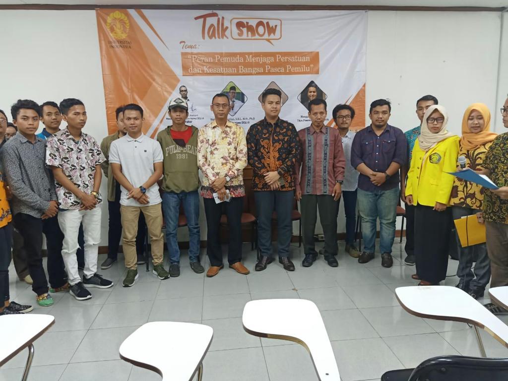 Pemuda Optimis, 22 Mei Indonesia Baik-Baik Saja
